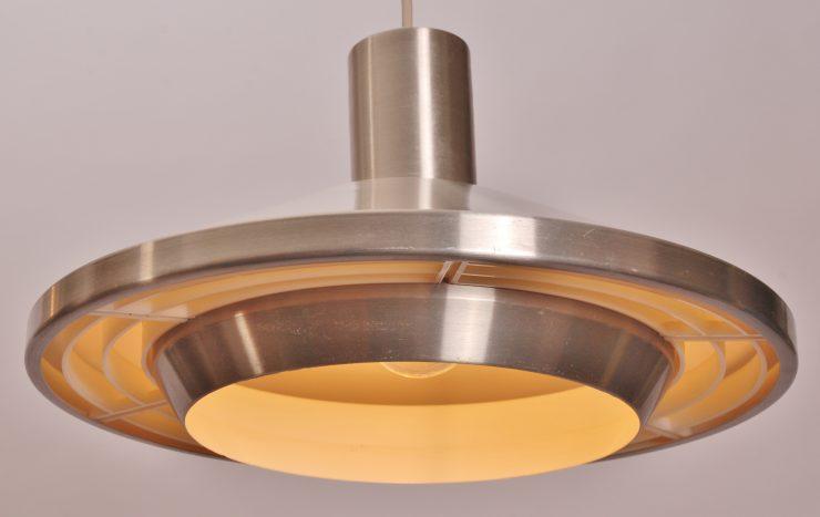 Unknown Designer For Aka Aluminum Pendant Lamp Willem