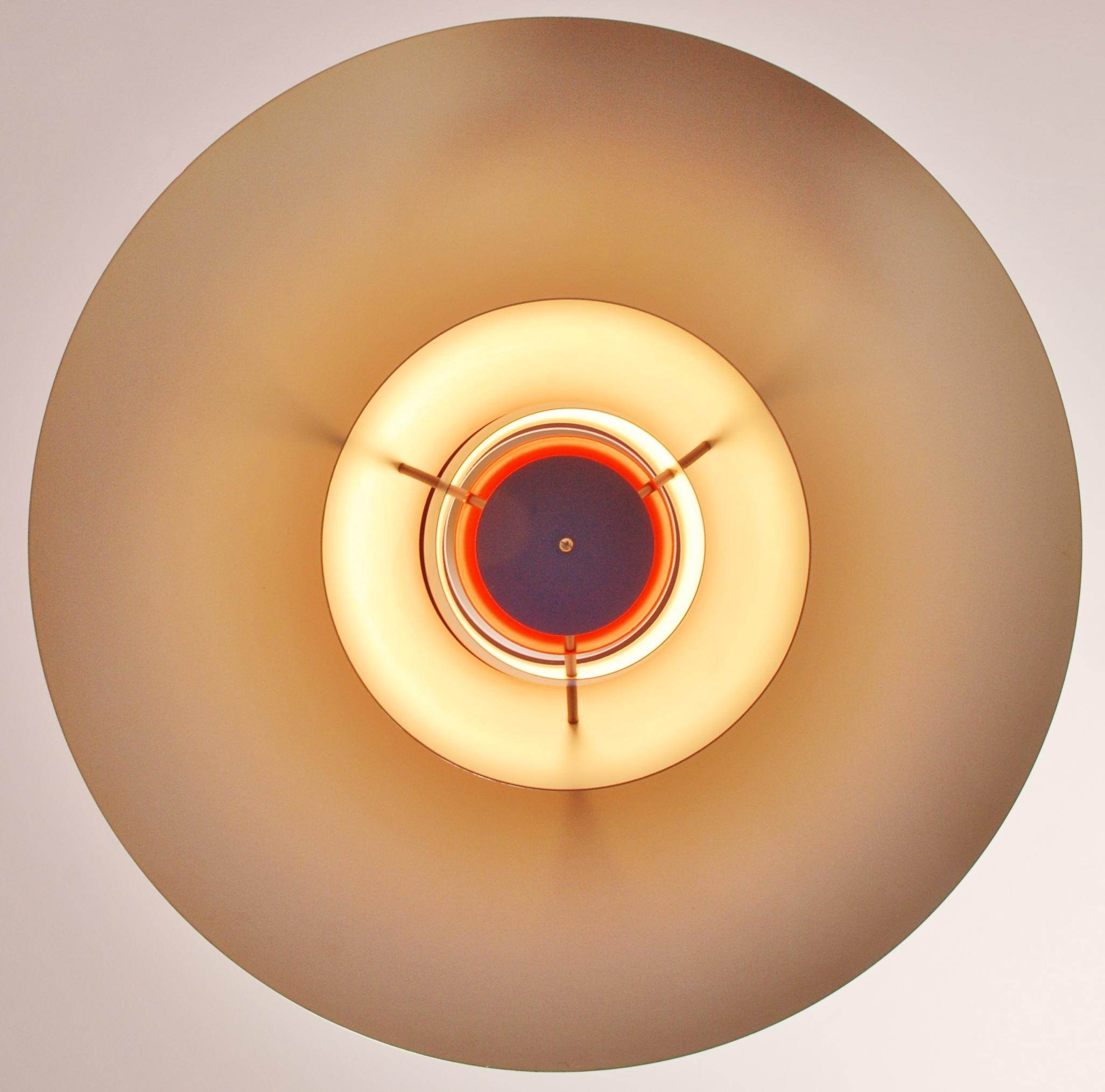 Poul Henningsen For Louis Poulsen Ph5 Lamp Early Model