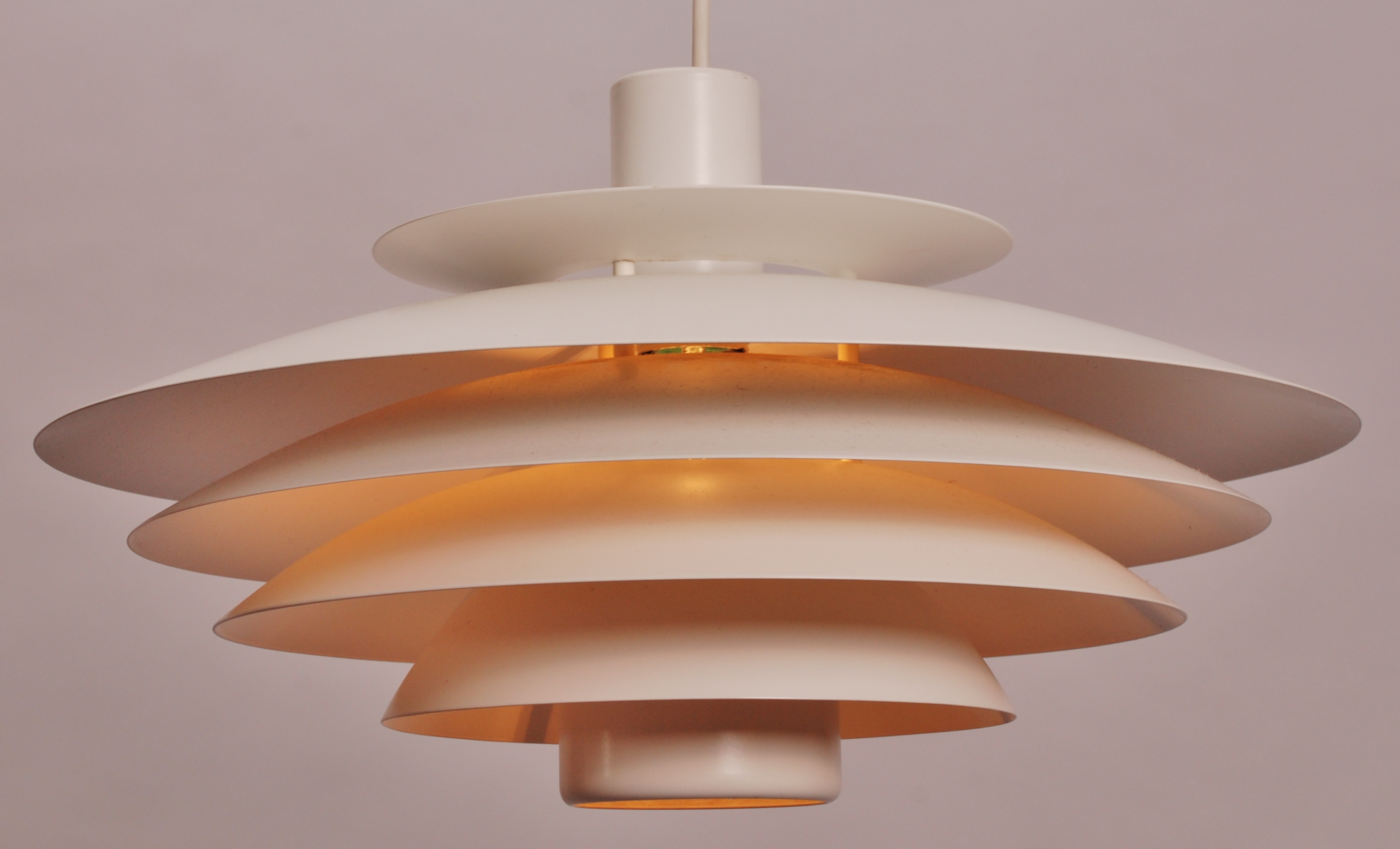 Form Light Pendant Lamp Model 52610 Willem Koolmees