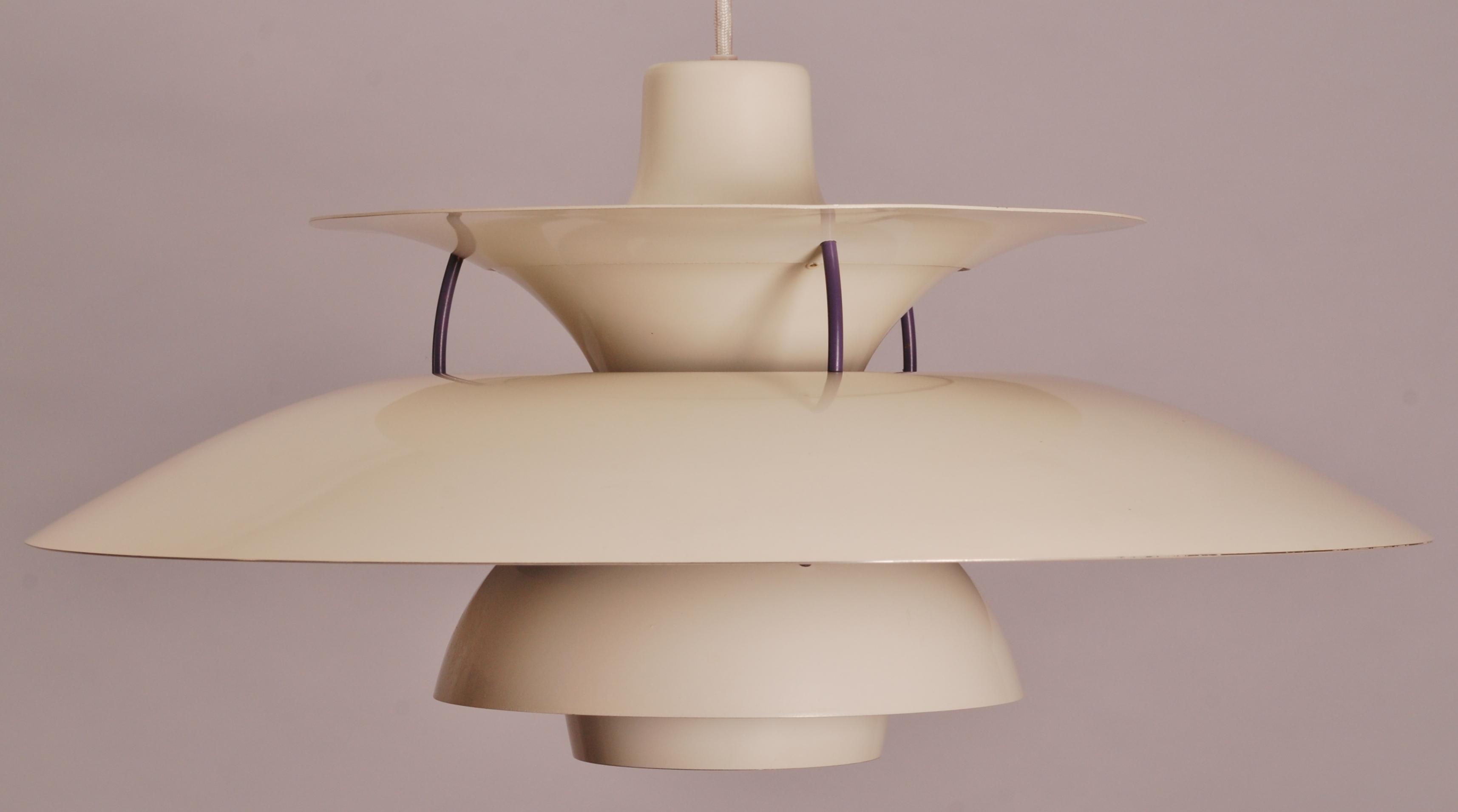 poul henningsen voor louis poulsen ph5 hanglamp willem koolmees. Black Bedroom Furniture Sets. Home Design Ideas