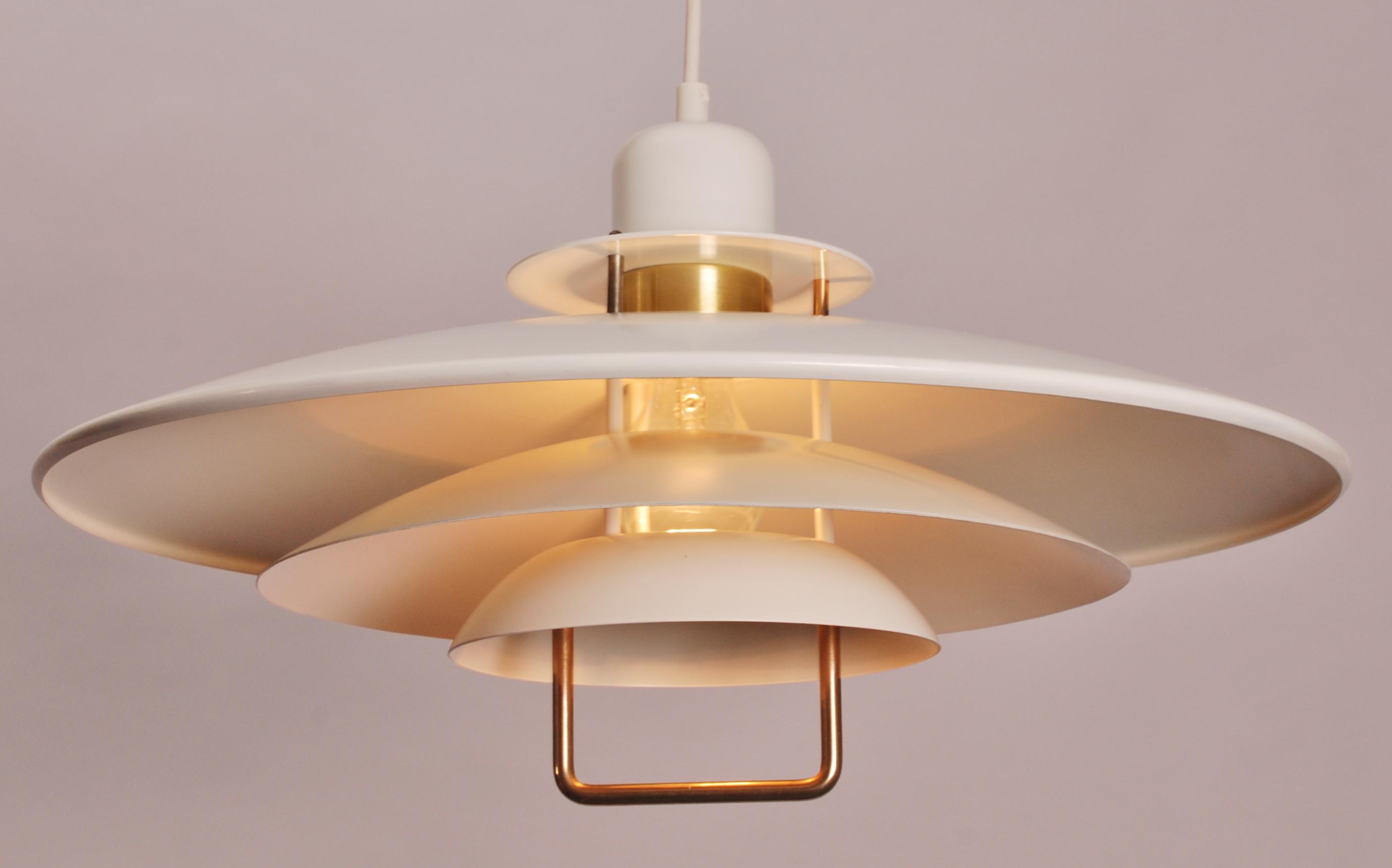 Ongekend Hanglamp Belid, Zweden, ca. 1990 - Willem Koolmees EE-37